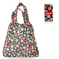 Сумка складная mini maxi shopper happy flowers, Reisenthel