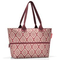 Сумка shopper e1 diamonds rouge, Reisenthel