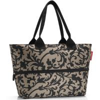 Сумка Shopper E1 baroque taupe, Reisenthel