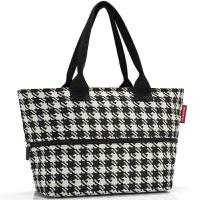 Сумка Shopper E1 fifties black, Reisenthel