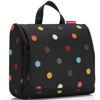 Сумка-органайзер Toiletbag XL dots, Reisenthel