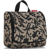 Сумка-органайзер Toiletbag XL baroque taupe, Reisenthel